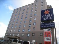 ベッセル ホテル 苅田